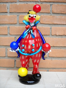 Clown San Nicola